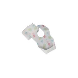 Bryndák pro děti s kapsou, jednorázový 24x35cm (10 ks)