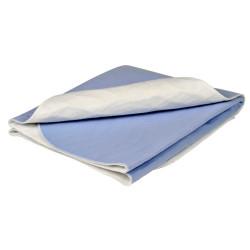 Pratelná přebalovací podložka, textilní 75x85cm