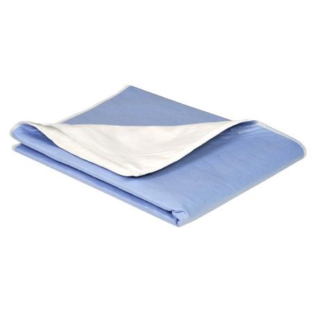 Přebalovací podložka, textilní se záložkami 75x85cm, pratelná