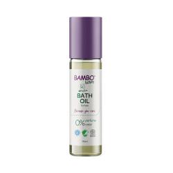 Dětský olej po koupeli Bambo Nature 145ml