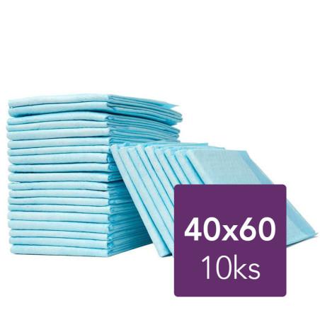 Přebalovací podložky 40x60cm ECO, 10ks, jednorázové