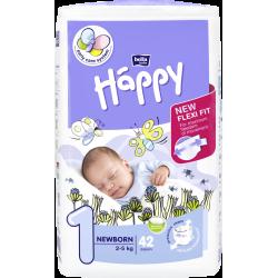 Bella Happy 1 Newborn 2-5 kg 42 ks