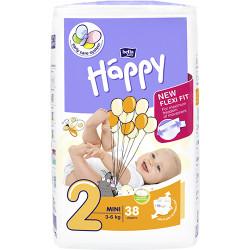 Bella Happy 2 Mini 3-6 kg 38 ks