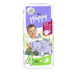 Bella Happy 4 Maxi 8-18 kg 46 ks