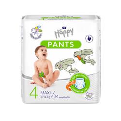 Bella Happy Pants 4 Maxi 8-14 kg 24 ks