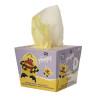 Dětské tahací papírové kapesníky 80 ks, kuřátko
