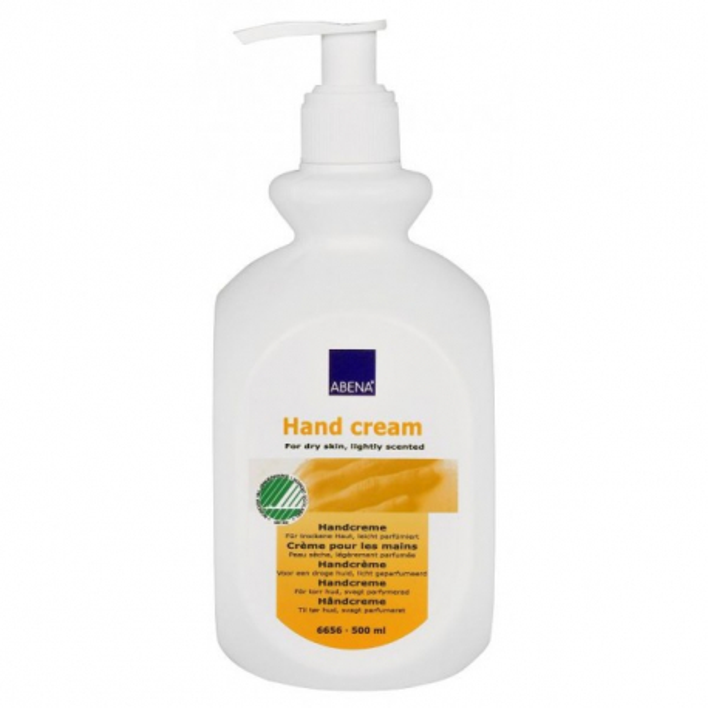 Krém na ruce 24% lipidů (rostlinný tuk) 500ml, parfémovaný