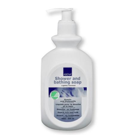 Sprchové a koupelové mýdlo 500ml, jemně vonící